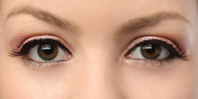 Puppenaugen Wimpern -Living Doll-
